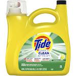 Tide Simply Clean & Fresh Liquid Laundry Detergent, Daybreak Fresh, 89 Loads - 138 fl oz jug
