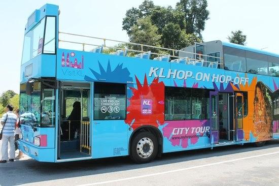 KL Hop-On-Hop-Off City Tour