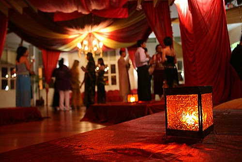 An Evening of Moroccan Mystique