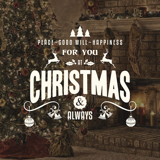 🎄 Christmas 2016 – Graphic Design Freebies For Inspiration