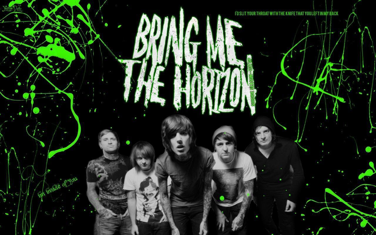 Bring Me The Horizon Wallpaper 1280x800 5608