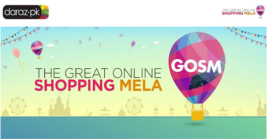 Daraz Brings the Industry Together for The Great Online Shopping Mela