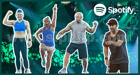 Fitness Music - Les Mills Song Requests 2018 - Simon Philp