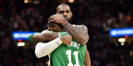 LeBron James: Cavaliers' trading of Kyrie Irving was 'beginning of the end for everything' – The Athletic