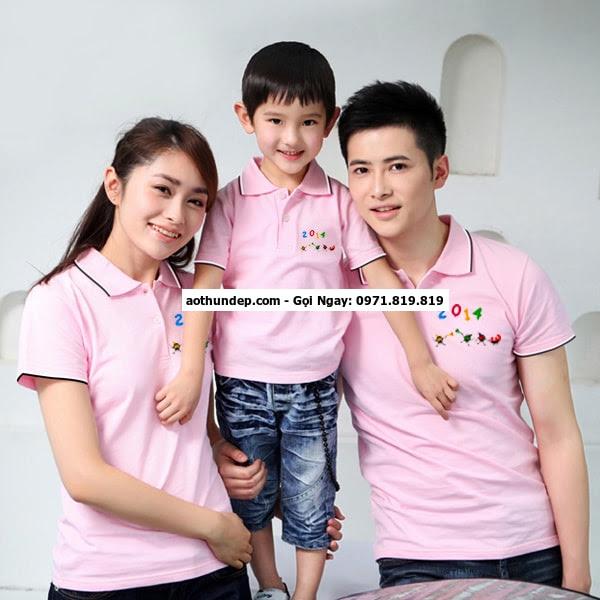 áo gia đình cao cấp