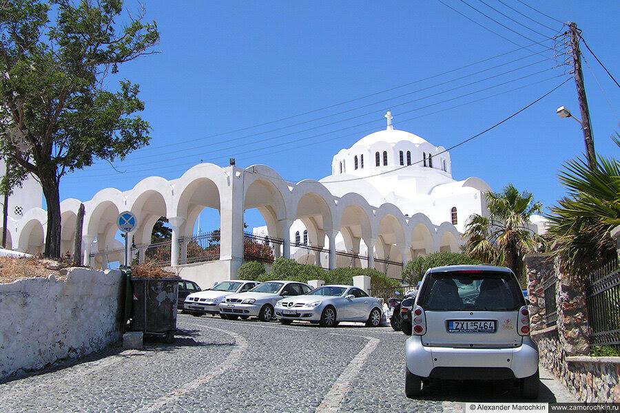 Фира, Санторини, Греция