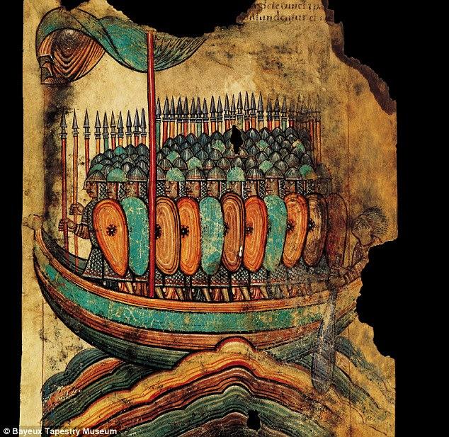 Viking art book reveals Norse warrior's had a sensitive ...