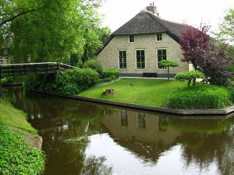 Giethoorn, a Veneza rural da Holanda 02