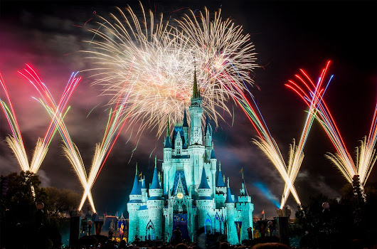Walt Disney World Announces New Firework Show