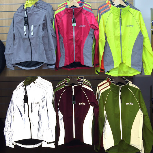 "GreenwichCycleWrkshp on Twitter: ""Our #Proviz Winter jackets are now in stock. Very high reflectivity and warm. #Greenwich #Wintercycling #Reflect360 #Nightrider #BeSeen """