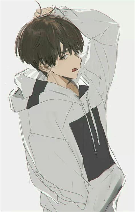 hot anime ideas  pinterest anime guy hot hot