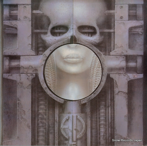 EMERSON, LAKE AND PALMER brain salad surgery