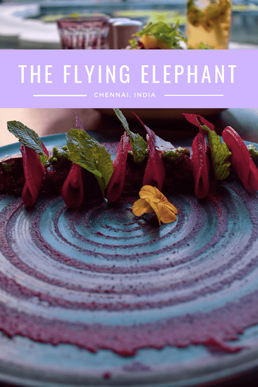 Soothe your taste buds at The Flying Elephant Chennai