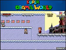 Super Obama World