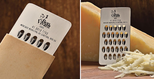 30 Of The Most Creative Business Cards Ever