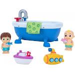 Cocomelon Musical Bathtime Playset