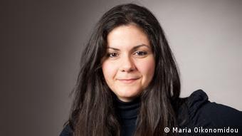 Μαρία Οικονομίδου: ζούσε σε σπηλιές.