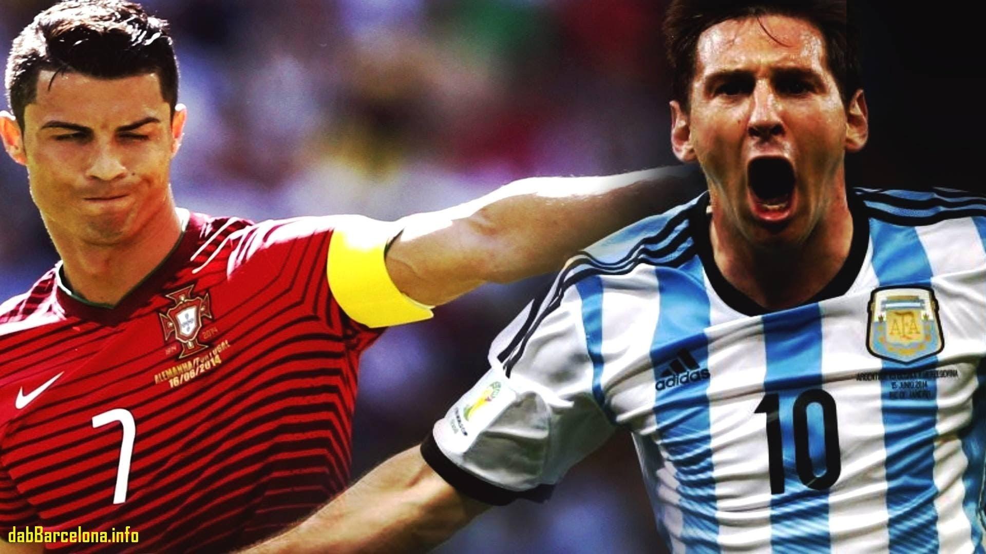 Messi Vs Ronaldo Wallpaper 2018 Hd 77 Images