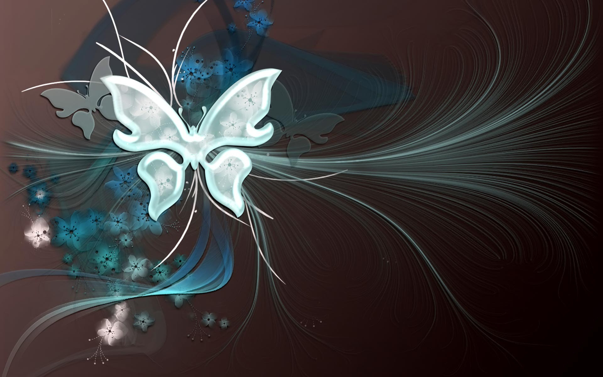3D Butterfly Wallpaper (59+ images)