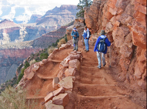 Permit Now Required for Organized Group Hikes at Grand Canyon