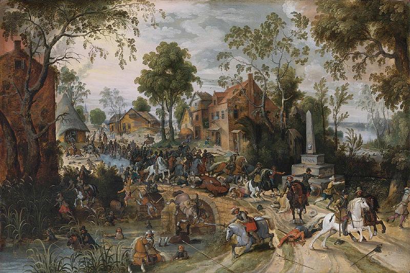 File:The Battle of Stadtlohn by Sebastiaen Vrancx.jpg