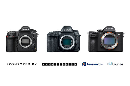 New Year, New Gear Giveaway - Win a 5DM4, D850, or A7R3!