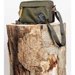 United By Blue Pass Crossbody - Olive