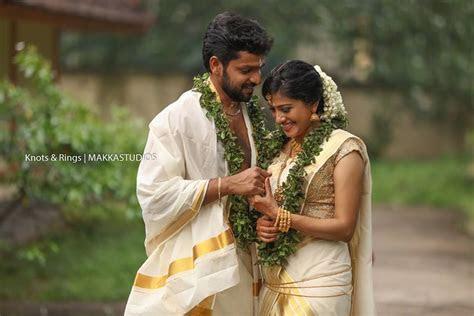 Sshivada Nair   Murali Krishnan Wedding Stills   iFlickz