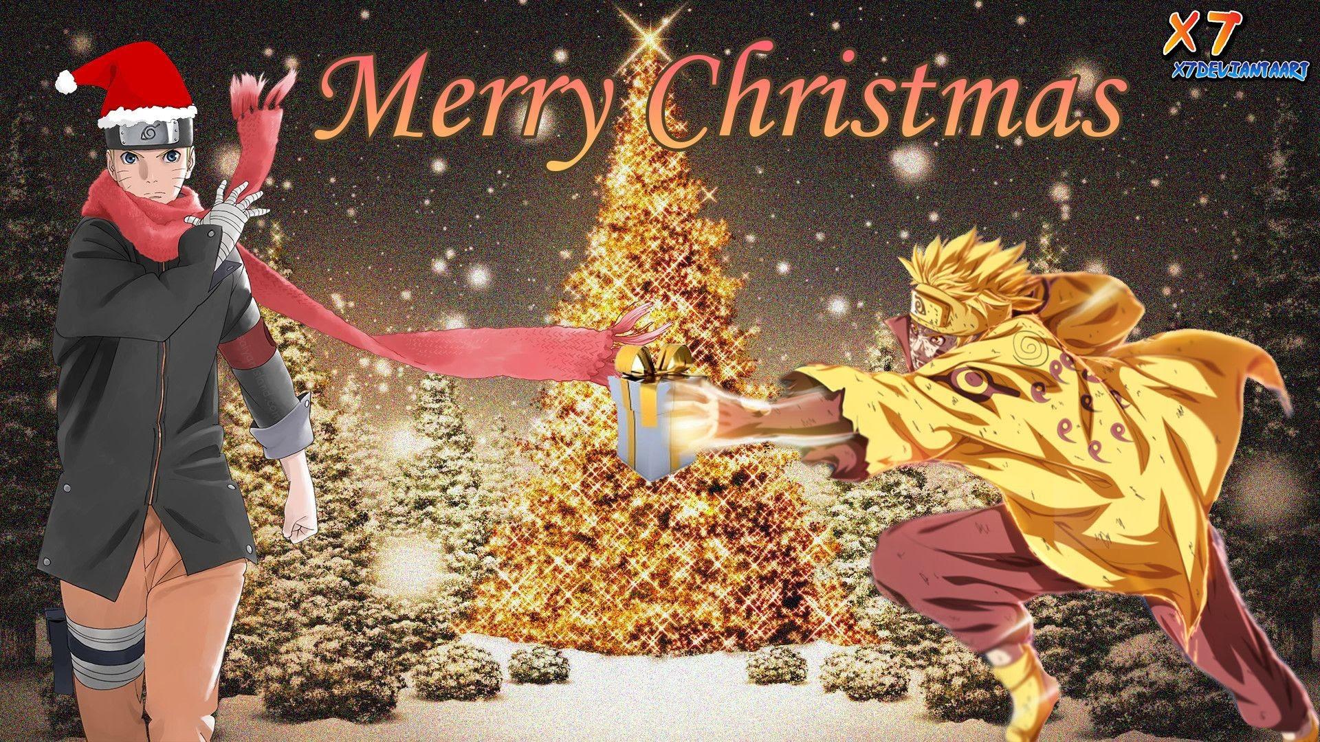 Naruto Christmas Wallpaper 61 Images
