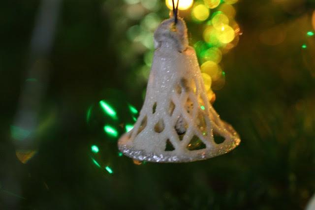 Glittered Bell #2