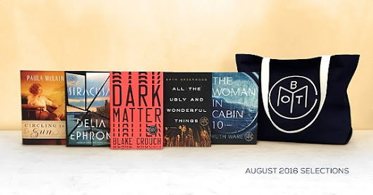 2 Book of the Month Club Deals | Girl Who Reads