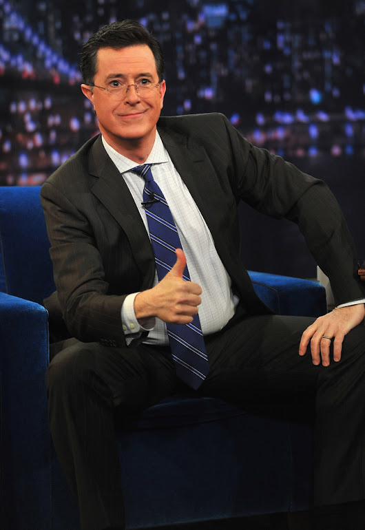 Stephen Colbert & Daft Punk: 'Colbert Report' Gets Stood Up By Band Because Of VMA Performance