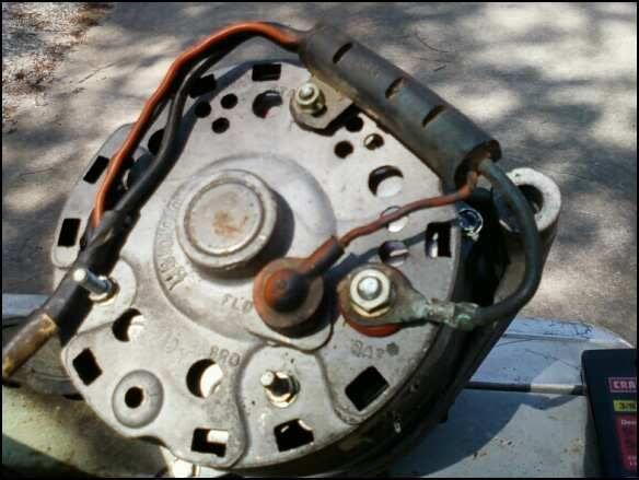71 mustang starter wiring diagram image 5