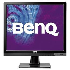 BenQ 19型LCDスクエアモニター (ブラック)