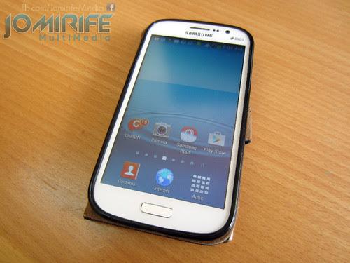 Telemóvel Samsung Galaxy S3 [en] Mobile Phone Samsung Galaxy S3