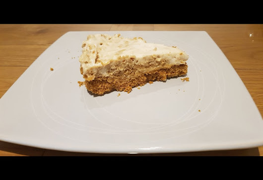 Recipe: Quick and easy to make gingerbread cheesecake