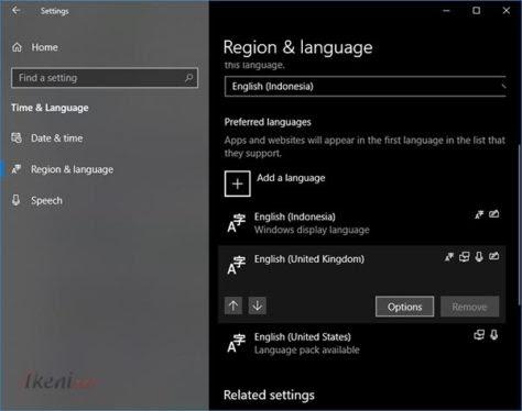 Habis instal windows 10 keyboard tidak sesuai oleh - speklaptop.net