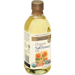 Spectrum Naturals High Heat Safflower Oil, Organic - 16 fl oz bottle