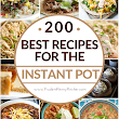 200 Best Instant Pot Recipes - Prudent Penny Pincher