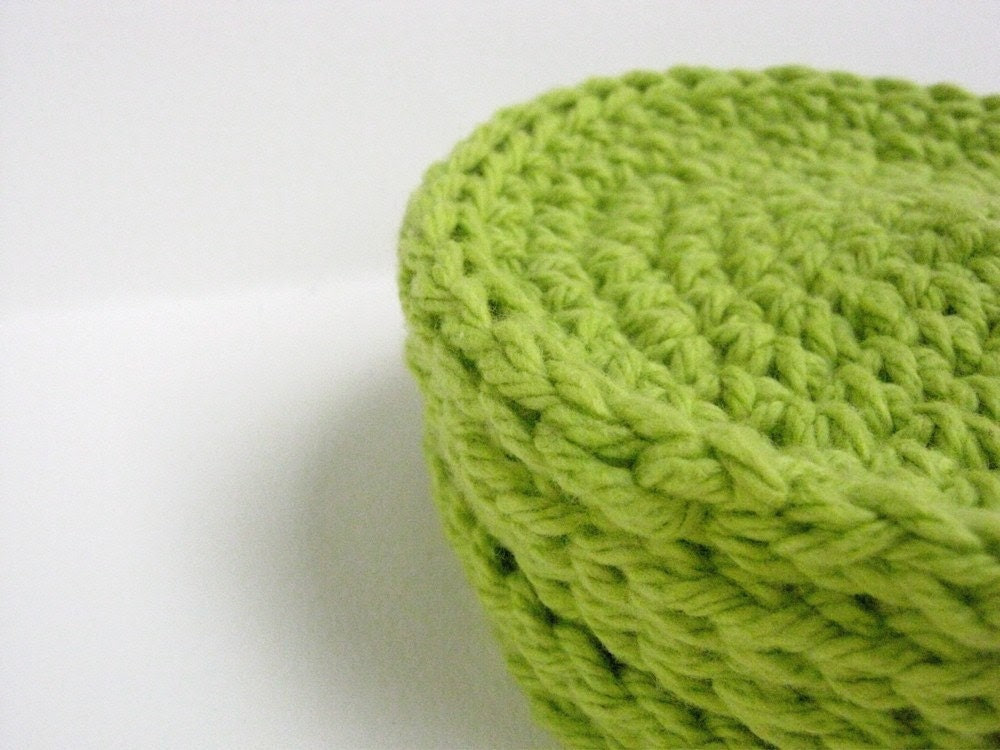 Scrubbies in Lime Sherbet