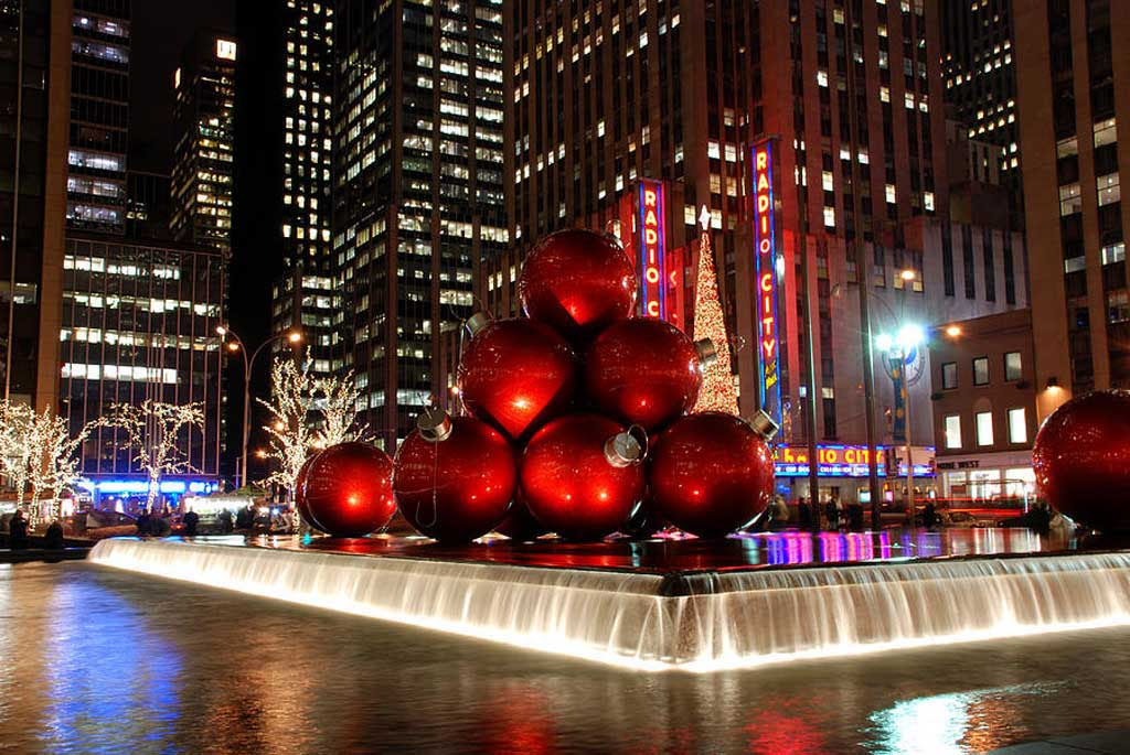 Quotes About Christmas In New York 28 Quotes