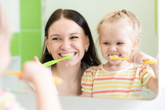 8 Simple Tricks for Brushing Your Child's Teeth