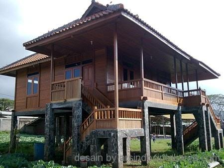 desain rumah modern minimalis pedesaan - ceria kx