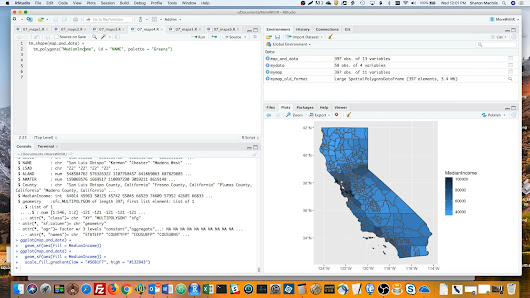 R tip: Create maps in R