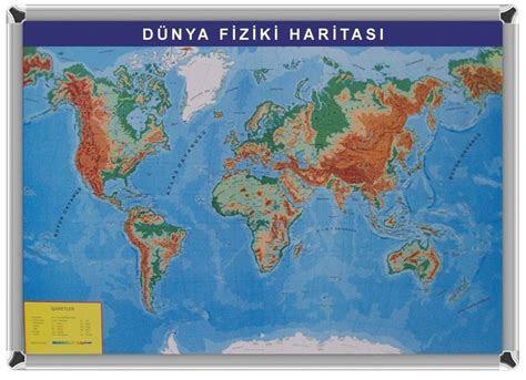 akyazi duenya fiziki harita