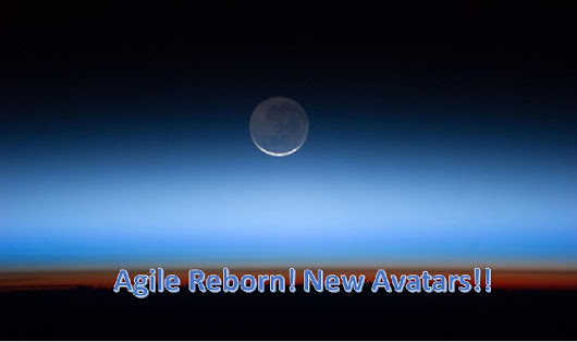 Agile reborn in new Avatars!