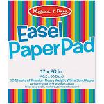 """Melissa & Doug Easel Paper, 17"""" x 20"""""""