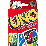 Mattel 42003 Mattel Uno Card Game
