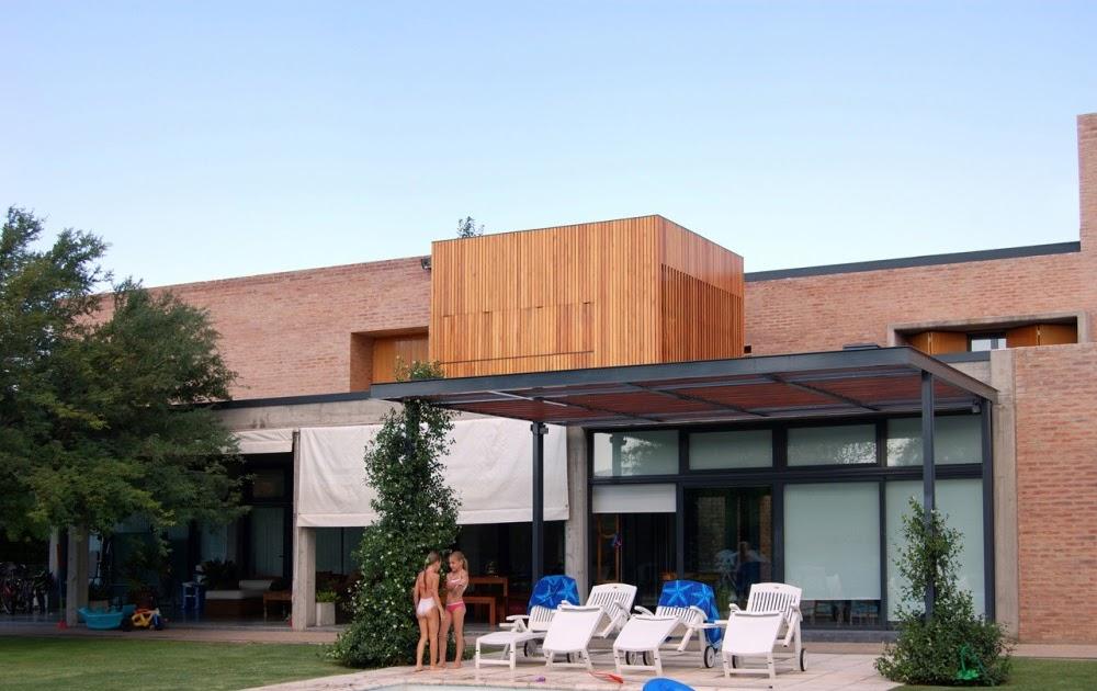 Estudio casa vi x arquitectos tecno haus - Estudio 3 arquitectos ...