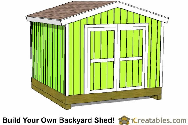 Mig how to build a 10x14 shed floor for 10x14 shed floor plans